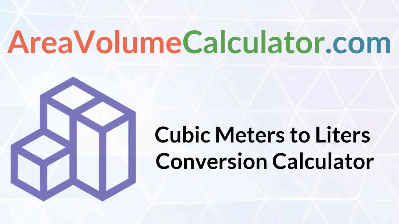 Liters Conversion Calculator