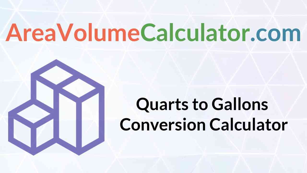 Gallons Conversion Calculator