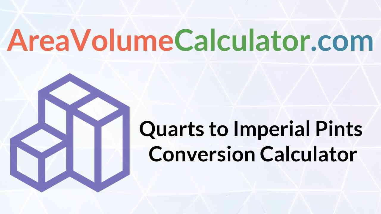 Imperial Pints Conversion Calculator